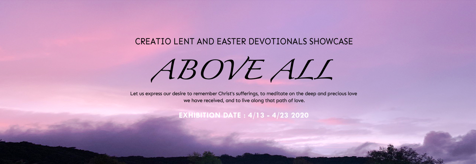 Creatio Lent and Easter Devotionals Showcase