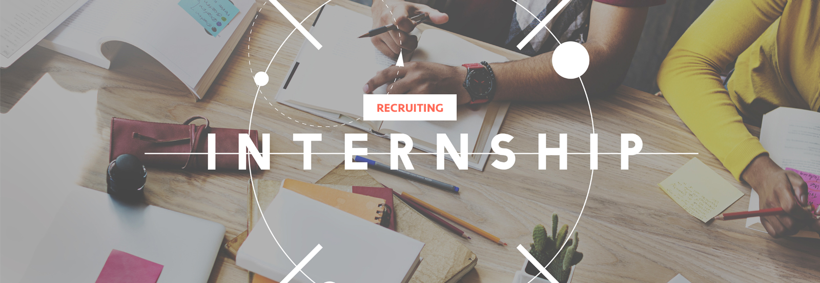 2017 Internship Recruitment Begins!
