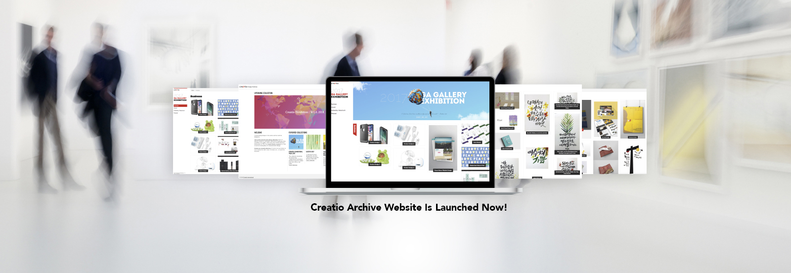 Creatio Archive Website Is Launched Now!
