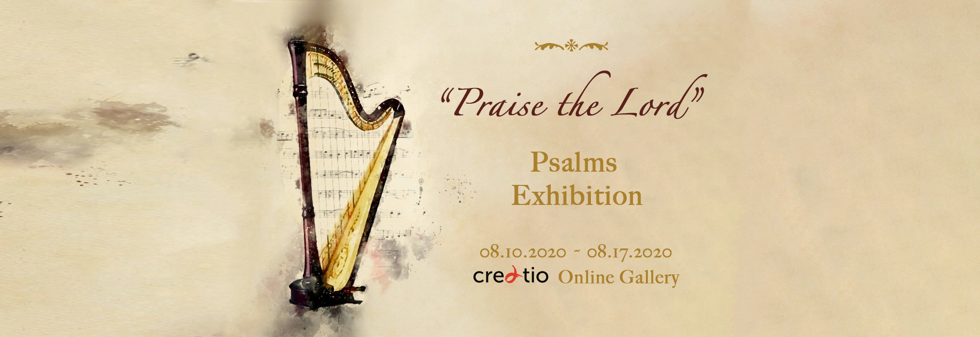 Psalms Exhibition for the Summer